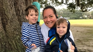 Making running a family affair